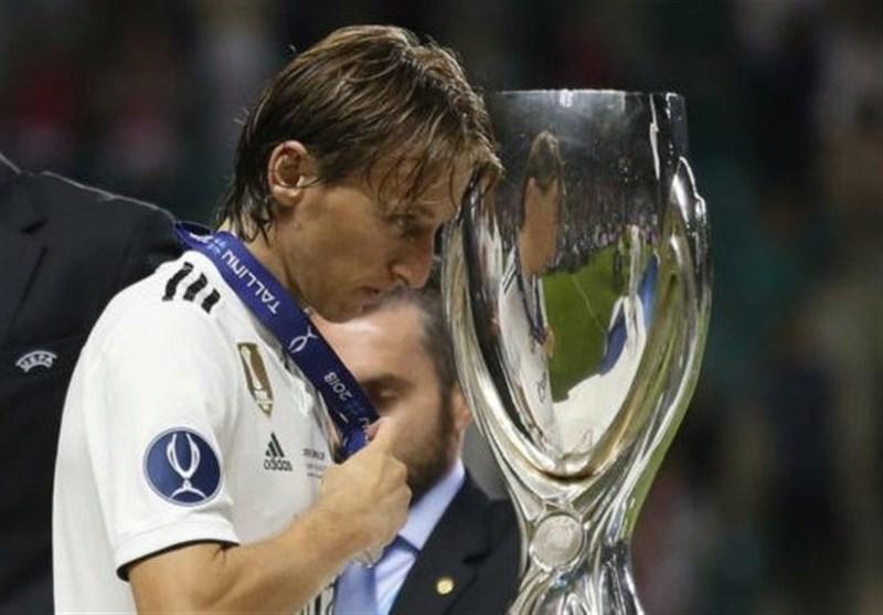 شکایت رئال مادرید از اینتر به خاطر مذاکره با مودریچ