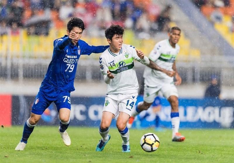 لیگ قهرمانان آسیا، بلووینگز به مرحله نیمه نهایی صعود کرد