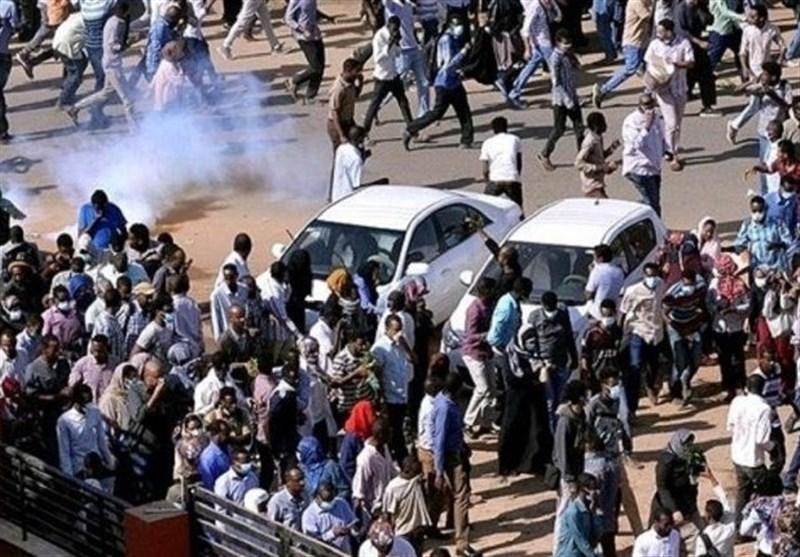 ادامه تظاهرات ها در سودان و کشته شدن یک معترض دیگر
