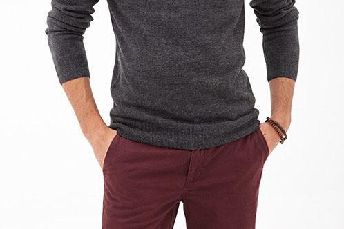 آقایان لاغر اندام چه لباس هایی باید بپوشند؟