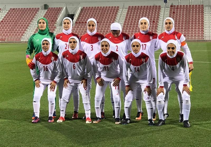 تیم بانوان ایران برابر فیلیپین مغلوب شد