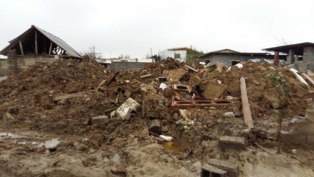 نگرانی از وقوع دوباره سیل در مازندران