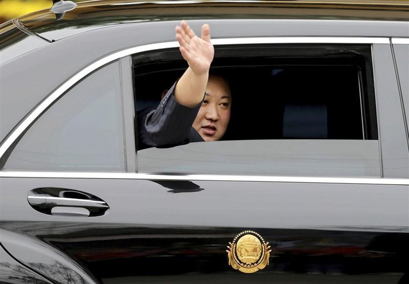 کره شمالی سفر کیم جونگ اون به روسیه را تایید کرد