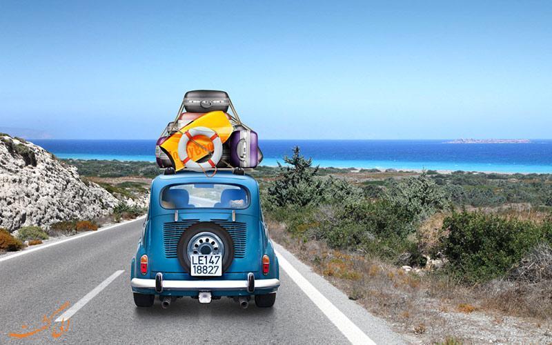برای سفرهای جاده ای، به این وسایل احتیاج دارید!