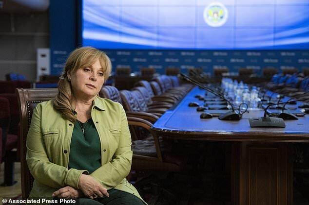 حمله مشکوک به خانه رئیس کمیسیون مرکزی انتخابات روسیه