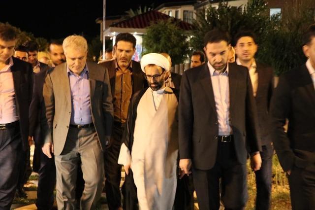 رئیس سازمان میراث فرهنگی وارد استان مرکزی شد