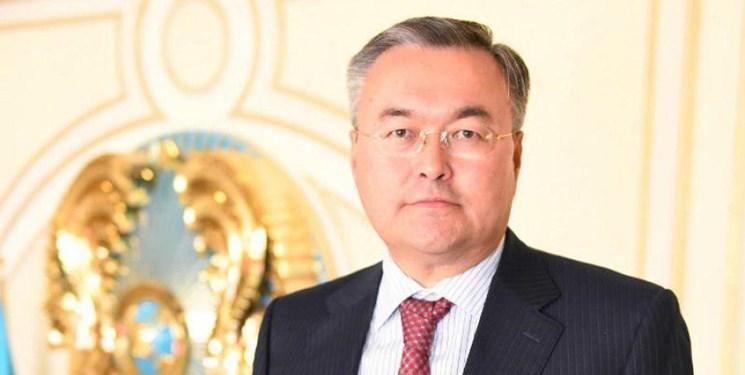 وزیر امور خارجه جدید قزاقستان منصوب شد