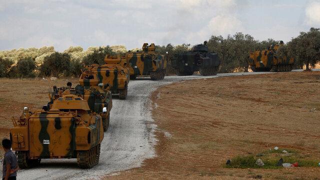 مذاکرات آنکارا و واشنگتن درباره ایجاد منطقه امن در شمال سوریه