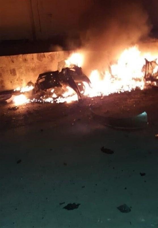 انفجار مقابل زندان تروریست های داعشی در الحسکه